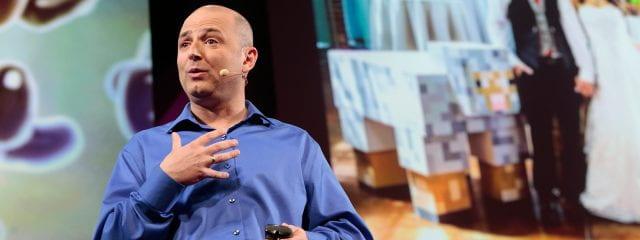 Brian Primack, TED MED talk