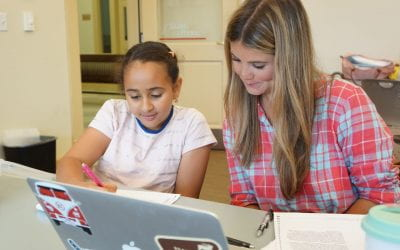 Summer Literacy Camp helps students, U of A teacher candidates