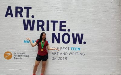 Local Teenager Debuts Book Based on a Draft She Started at a U of A Writing Camp