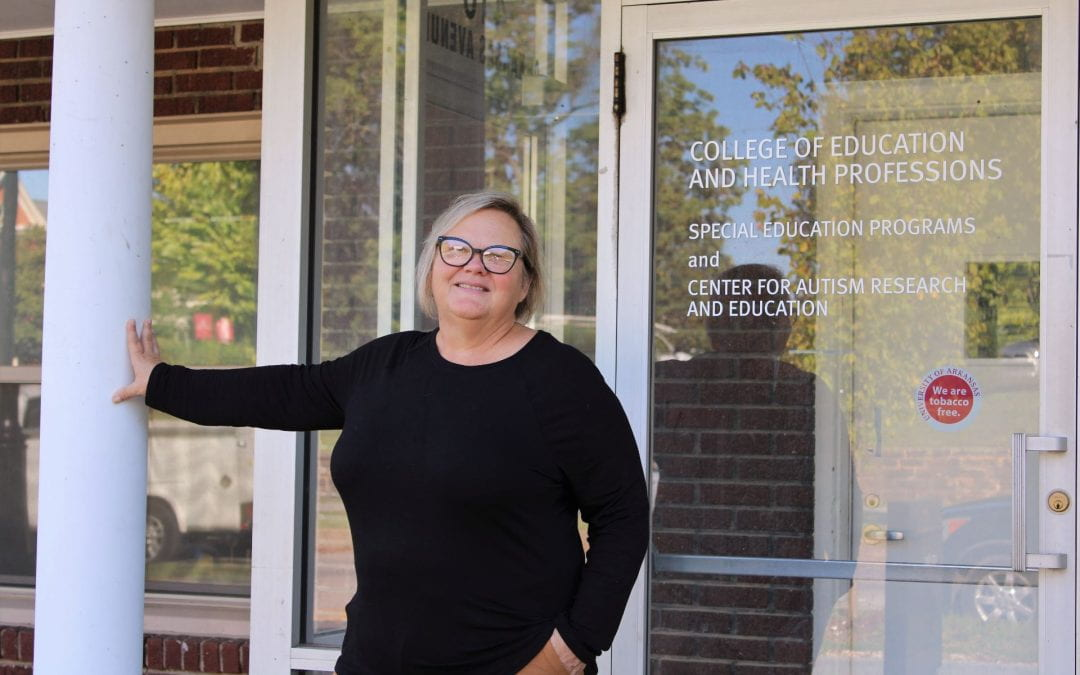 Special Education Professor Peggy Schaefer Whitby Elected Vice President of DADD