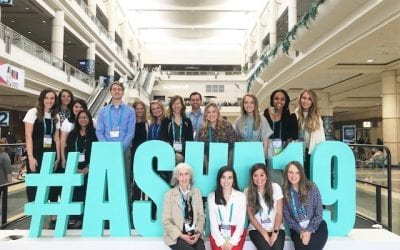 Communication Sciences and Disorders Represented Well at National Convention