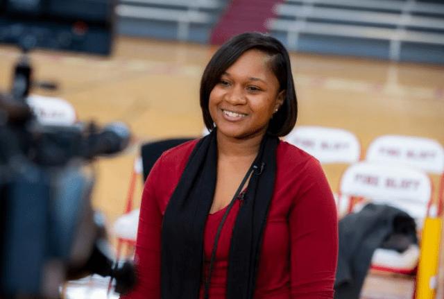 Shalisha Thomas, Milken Educator