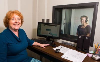 U of A Speech and Hearing Clinic Offers Audiology Services to Community