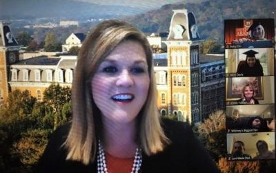 Sheri Deaton Named Arkansas Association of Career and Technical Education Teacher of the Year