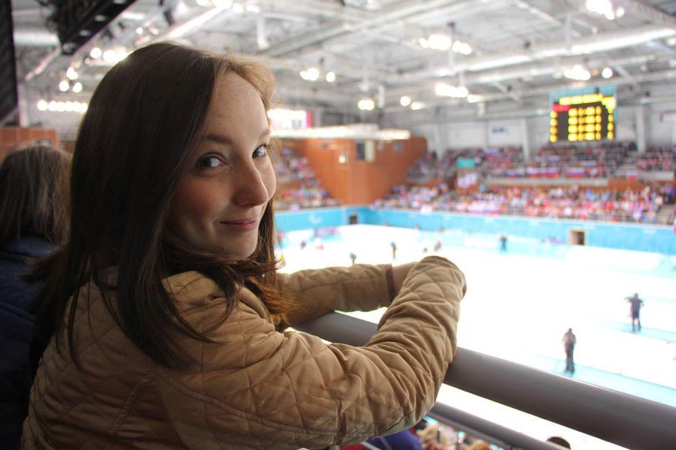 Meet Olga Khokhryakova