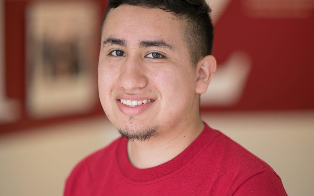 Diversity Ambassador: Felix Yanez
