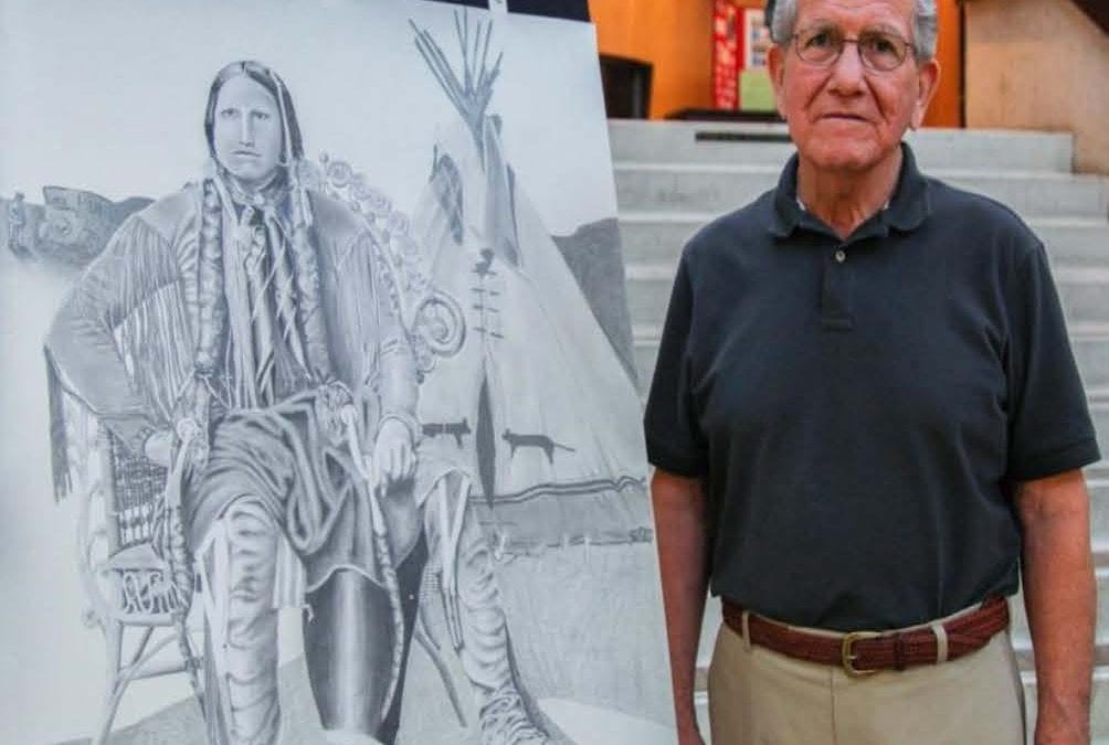 Kiowa Artist Jay Benham: Native November presentation