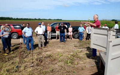 Discovery farm program forges path to water conservation