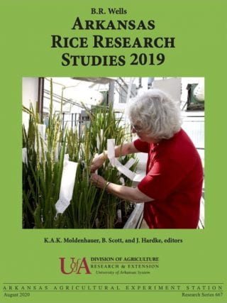 667_BR_Wells_Arkansas_Rice_Research_Studies_2019