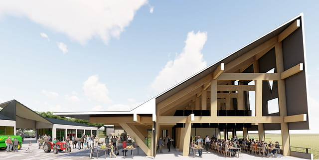 Design to house Center for Arkansas Farms and Food wins national architectural award