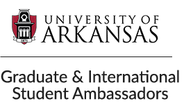 Graduate and International Student Ambassadors