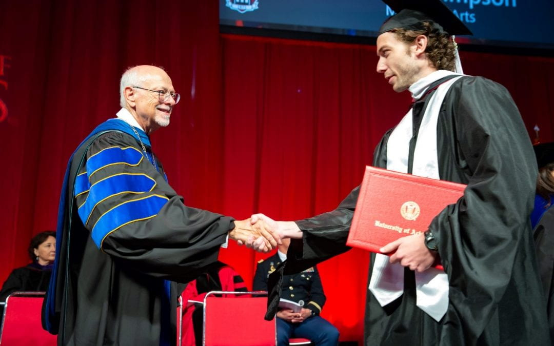 The Benefits of Having a Graduate Degree