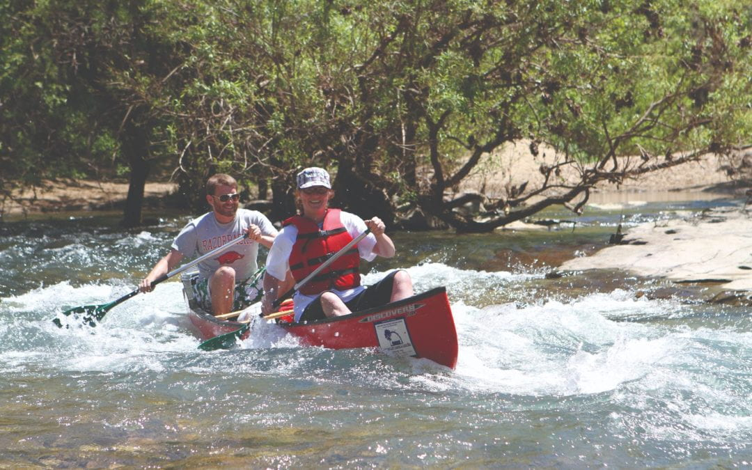 Nature in the Ozarks: Outdoor Activities for Students