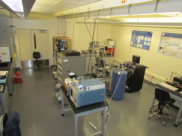 Arkansas Electrical Characterization Laboratory
