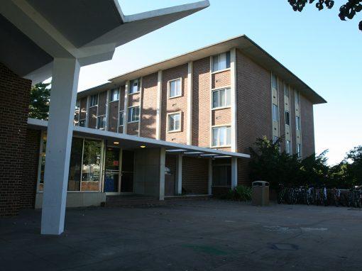 Futrall Hall