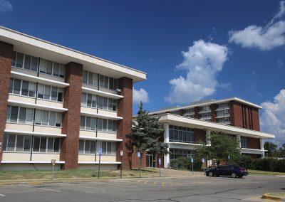 Pomfret Hall