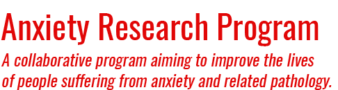 Anxiety Research Program