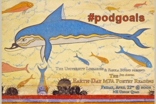 Second Annual MFA Poetry Reading Celebrates Earth Day