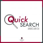 Jump Start Your Research with QuickSearch!