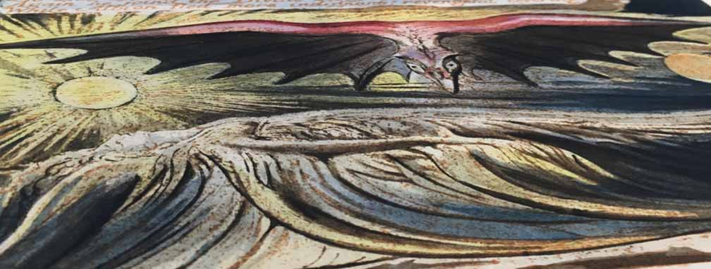 Celebrating the Illuminated Works of William Blake: a Closer Look at Facsimiles in Special Collections