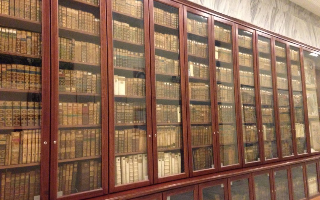 An Archivist Abroad: Part One