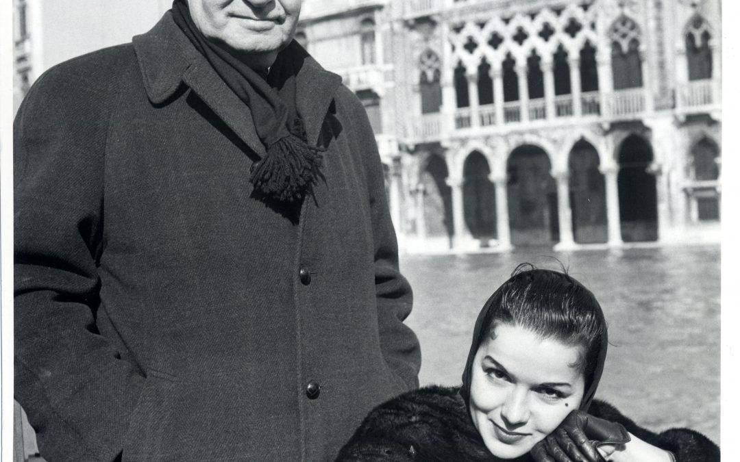 Maria Torch: Edward Durell Stone's Unsung Partner