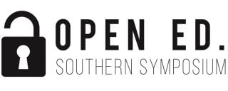 Schedule Now Available for Open Education Southern Symposium