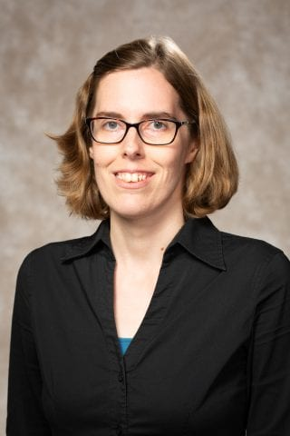 Griffin Selected as Assistant Head of Special Collections for University Libraries