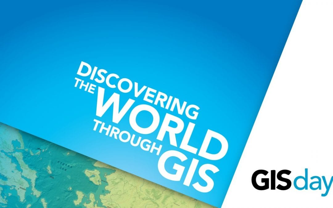 University Libraries to Host GIS Day Celebration Nov. 14 in Student Union