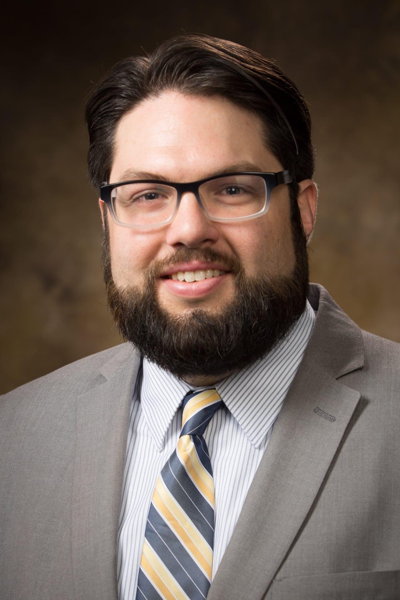 Marino to Kick Off Libraries' Spring Graduate Speaker Series Feb. 7