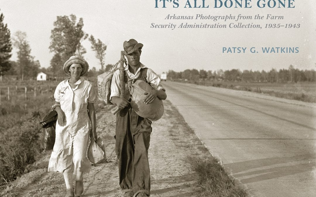 Watkins to Present on Farm Security Administration Book, Exhibit April 2