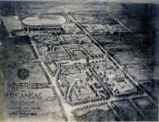Under Construction: A Brief History of Campus Planning