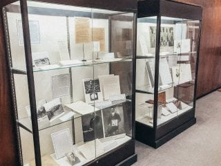 Elaine Massacre Exhibit on Display in Mullins Library