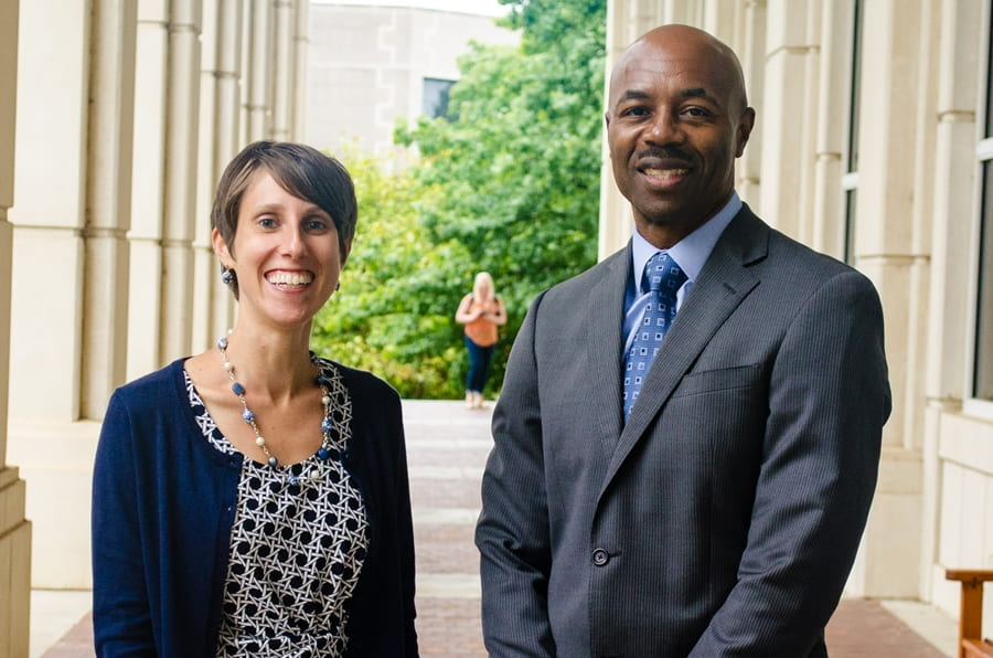 Birrell, Thornton Appointed Associate Deans for University Libraries