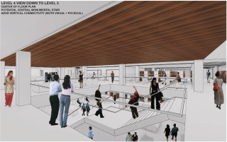 Renewal of Mullins Library Set to Begin After Fall Semester