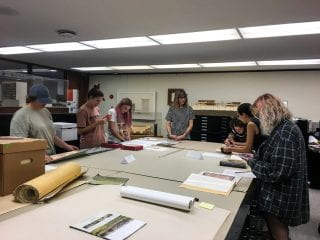 Special Collections Student Showcase Set for Nov. 19