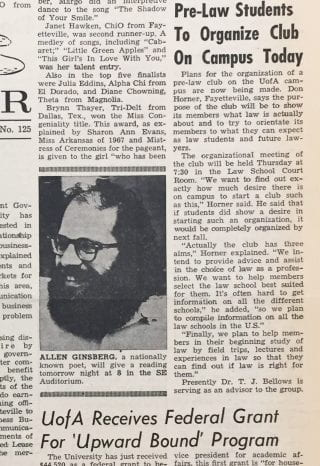 Ginsberg picture in Traveler