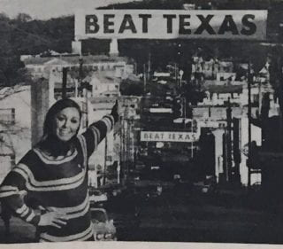 """Campus in 1969, Part II: Dixie, Nixon, and the """"Game of the Century"""""""