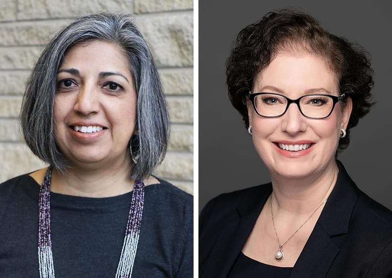 Gonzalez, Ohler Join Libraries as Associate Deans