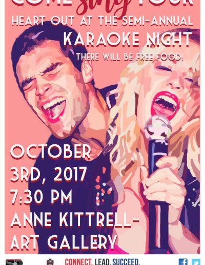 Karaoke Night_Katelyn Dixon