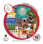 Cover of Fall 2017 OLLI course catalog.