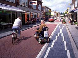 Multi-use lanes