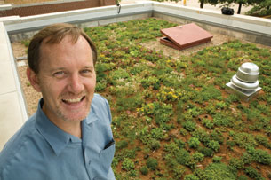 Landscape architecture professor Mark Boyer