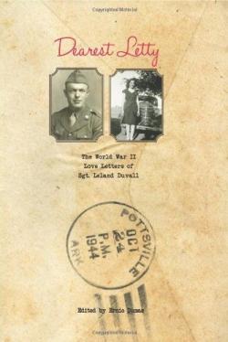 Book cover of Dearest Letty: World War II Love Letters