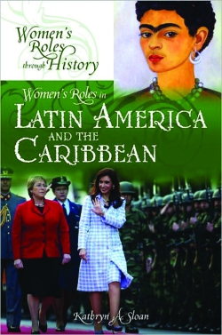 Book cover of Women's Roles in Latin America and the Caribbean