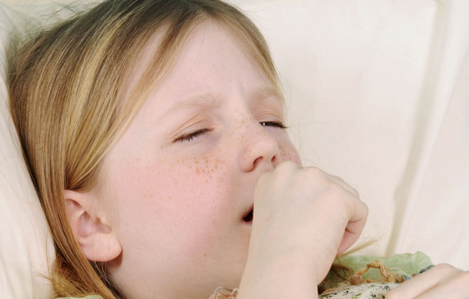 a sensor- and mobile-phone-based system captures specific nuances of sound within a child's cough that signify the coming of flu or strep throat.