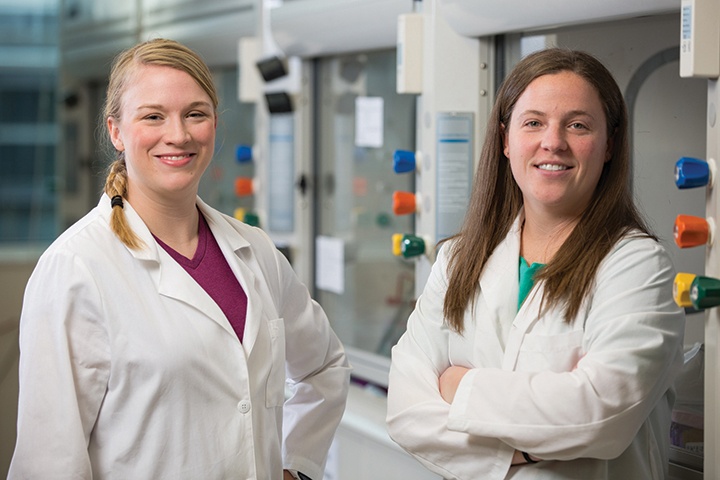 Researchers Receive Patent for Method to Simplify Pharmaceutical Protein-Development Process