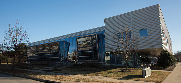 Economic Driver: Arkansas Research and Technology  Park Contributed $522 Million to Economy since 2003
