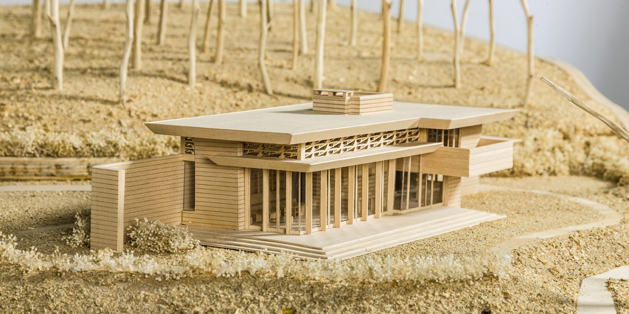 BachmanWilson 1280x640 building art understanding frank lloyd wright through research,Bachman Wilson House Plans