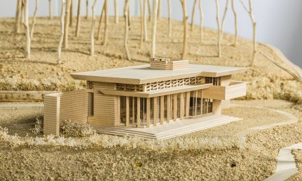 Building Art: Understanding Frank Lloyd Wright Through Research and Construction